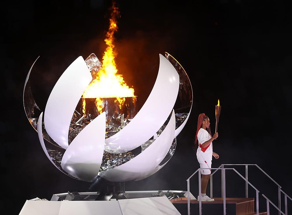 Ceremonia otwarcia Igrzysk Olimpijskich 2020 w Tokio