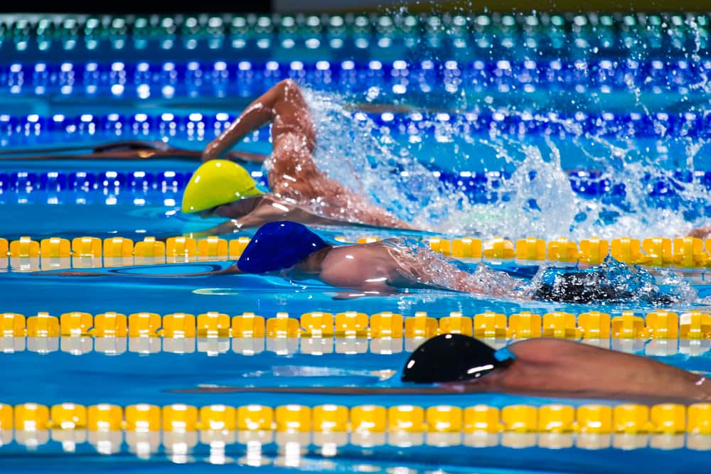 Igrzyska Olimpijskie - pływanie